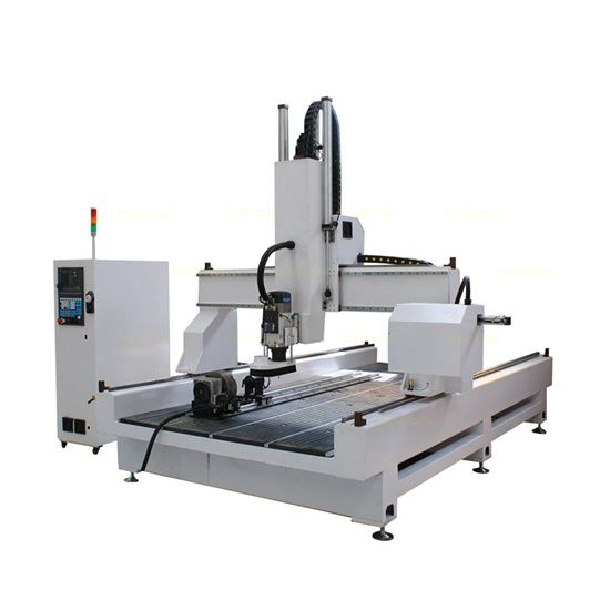 4 Axis ATC Rotary CNC Router
