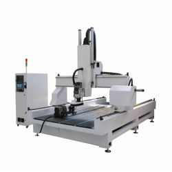 4 Axis ATC CNC Router Spindle ± 90º